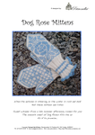 Dog Rose Mittens