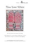 Three Roses Mittens