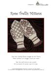 Rose Trellis Mittens